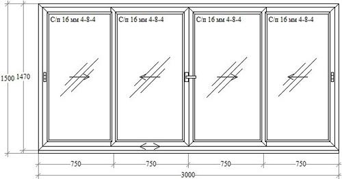 Пвх металлопластиковые раздвижные окна харьков wienhaus венс.